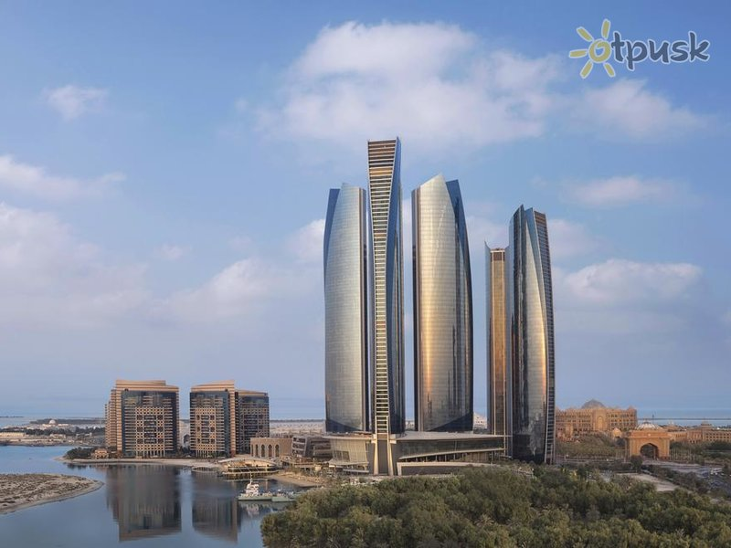 Отель Jumeirah at Etihad Towers 5* Абу Даби ОАЭ