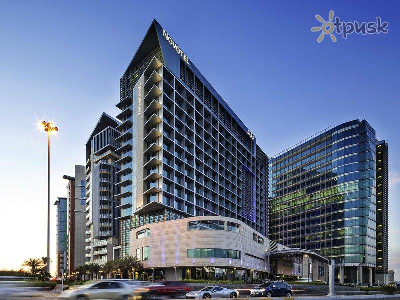 Отель Novotel Abu Dhabi Al Bustan Hotel 4* Абу Даби ОАЭ