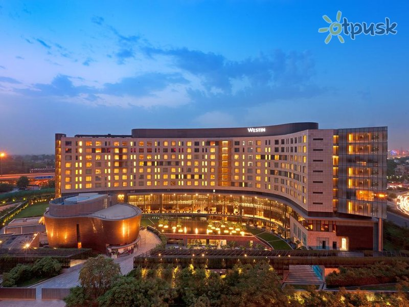 Отель The Westin Gurgaon 5* Дели Индия