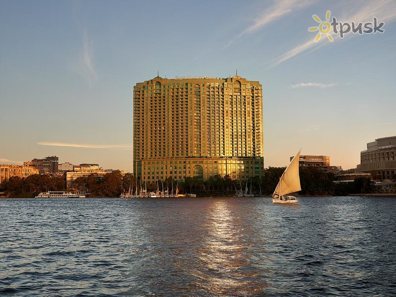 Отель Four Seasons Hotel Cairo at Nile Plaza 5* Каир Египет