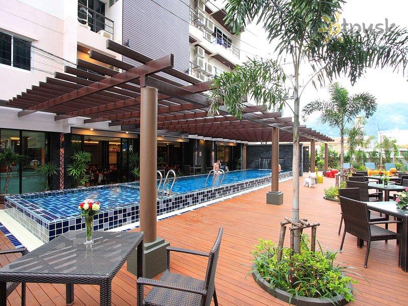 Отель Baramee Hip Hotel 3* о. Пхукет Таиланд