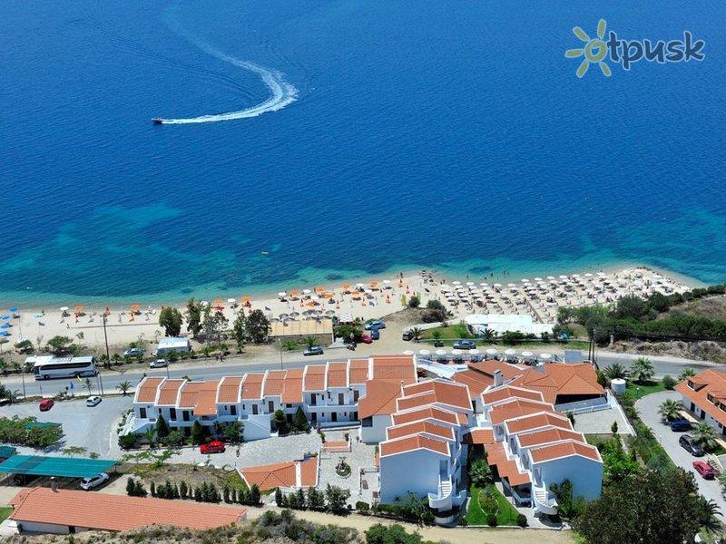 Отель Akti Ouranoupoli Beach Resort Hotel 4* Халкидики – Афон Греция