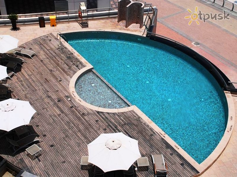 Отель Signature Hotel Apartments & Spa Marina 4* Дубай ОАЭ