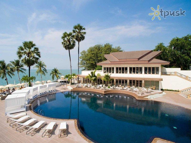 Отель Pullman Pattaya Hotel G 5* Паттайя Таиланд