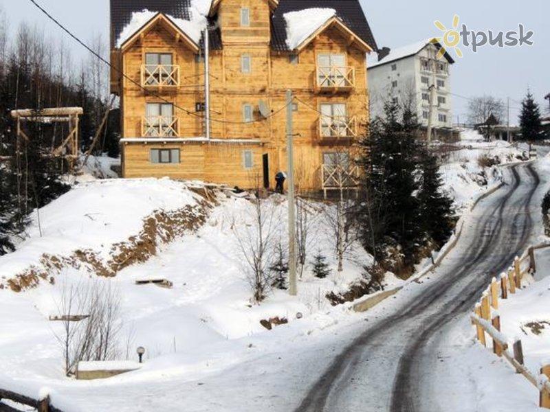 Отель Paradise Shalet 2* Буковель (Поляница) Украина - Карпаты