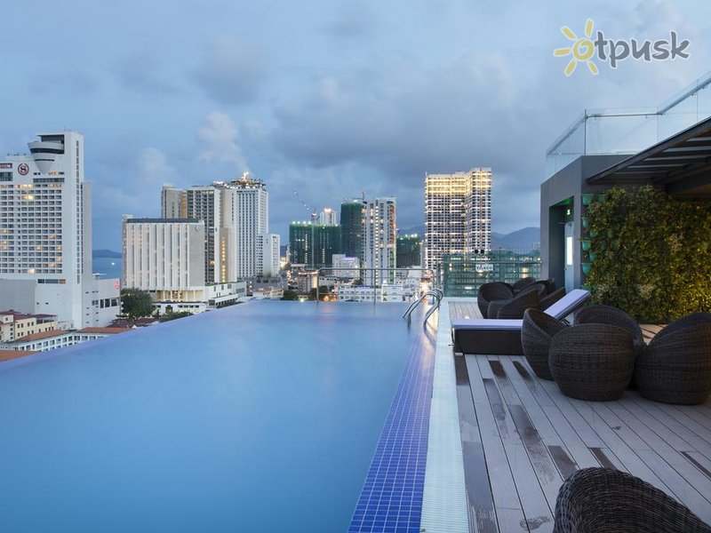 Отель Sao Viet Hotel 4* Нячанг Вьетнам