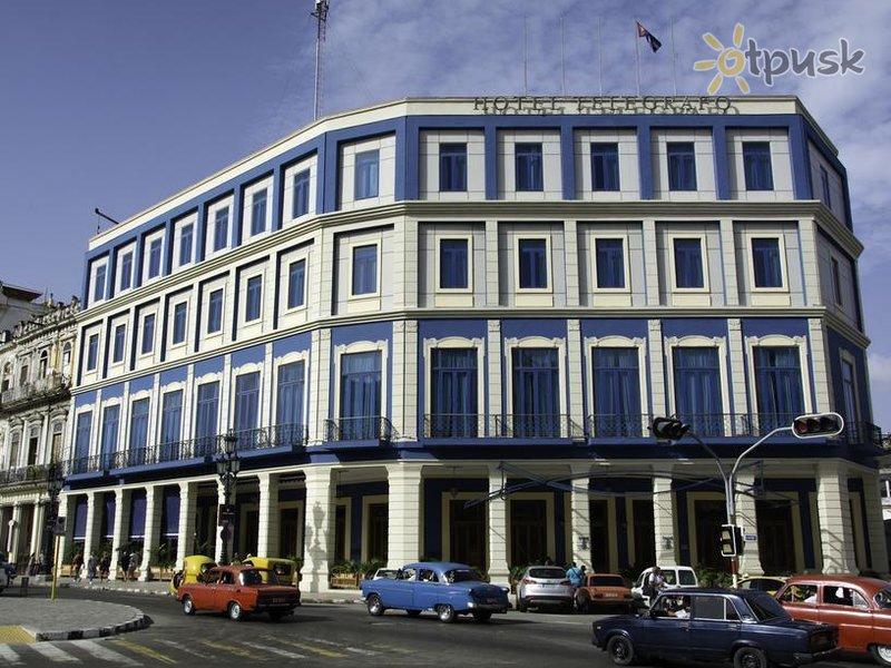 Отель Telegrafo Hotel 4* Гавана Куба