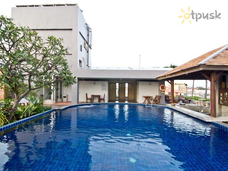 Отель Sunshine Vista 3* Паттайя Таиланд
