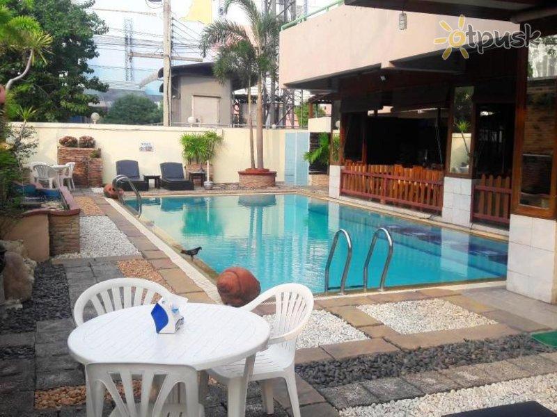 Отель The Pinewood Residences 3* Паттайя Таиланд