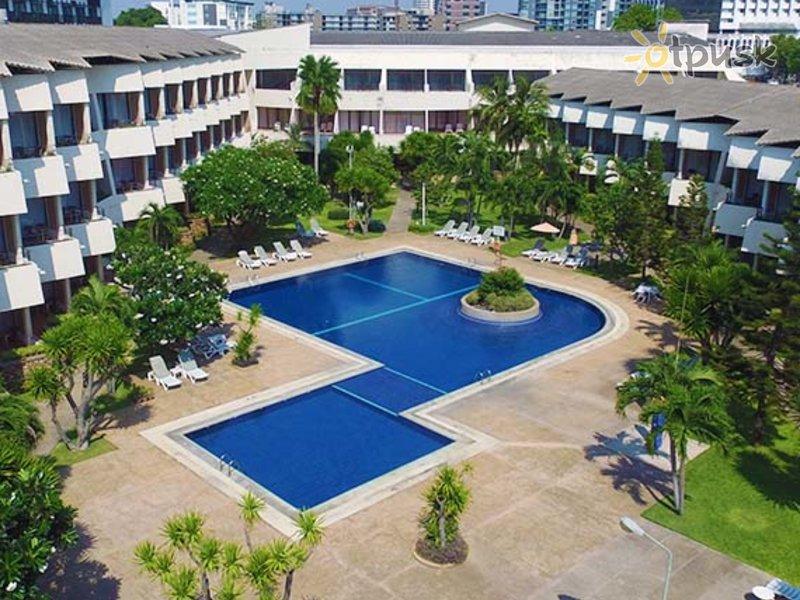 Отель Tropicana Hotel 3* Паттайя Таиланд