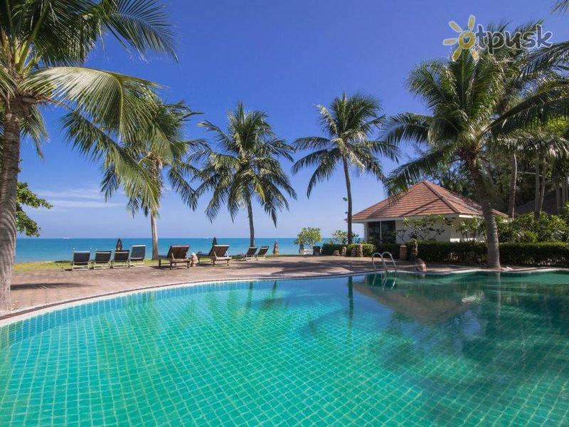 Отель Rajapruek Samui Resort 3* о. Самуи Таиланд