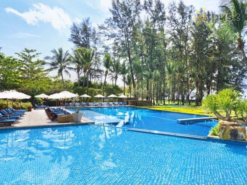 Отель Dusit Thani Krabi Beach Resort 5* Краби Таиланд