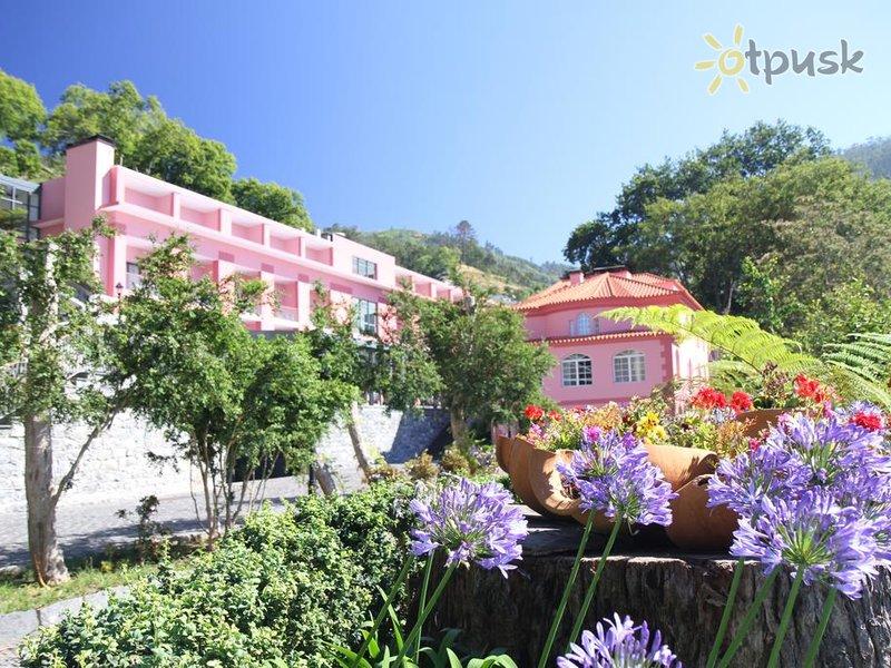 Отель Quinta da Serra Hotel 5* о. Мадейра Португалия