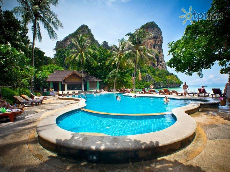 Отель Railay Bay Resort & Spa 4* Краби Таиланд