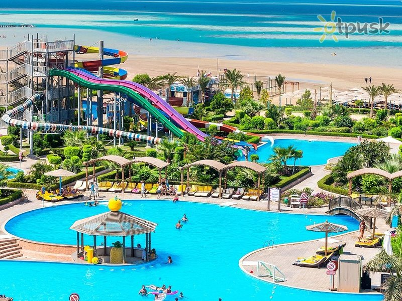 Отель Hawaii Caesar Palace Aqua Park 5* Хургада Египет