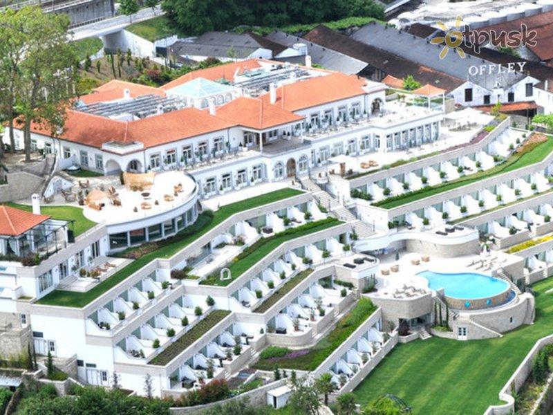 Отель The Yeatman 5* Порту Португалия