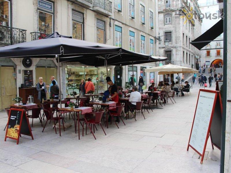 Отель Browns Boutique Hotel 3* Лиссабон Португалия
