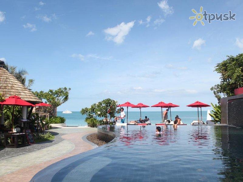 Отель Kirikayan Boutique Resort 4* о. Самуи Таиланд