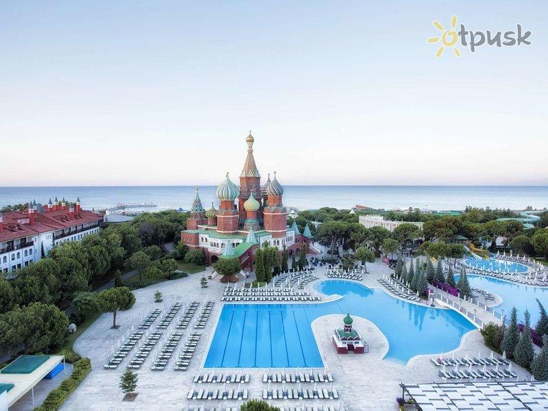 Отель Asteria Kremlin Palace 5* Анталия Турция