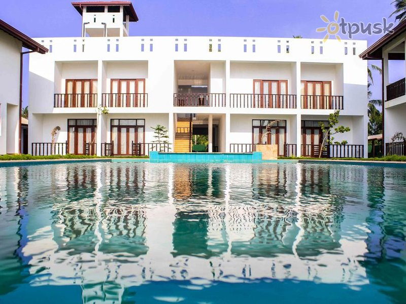 Отель Sea Mountain Hotel 2* Маравила Шри-Ланка