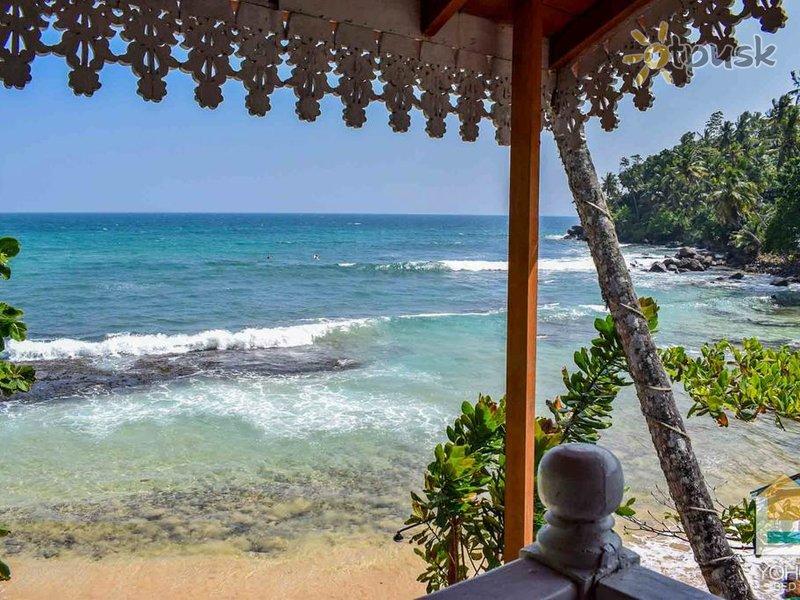 Отель Coral Beach Hotel Mirissa 3* Матара Шри-Ланка
