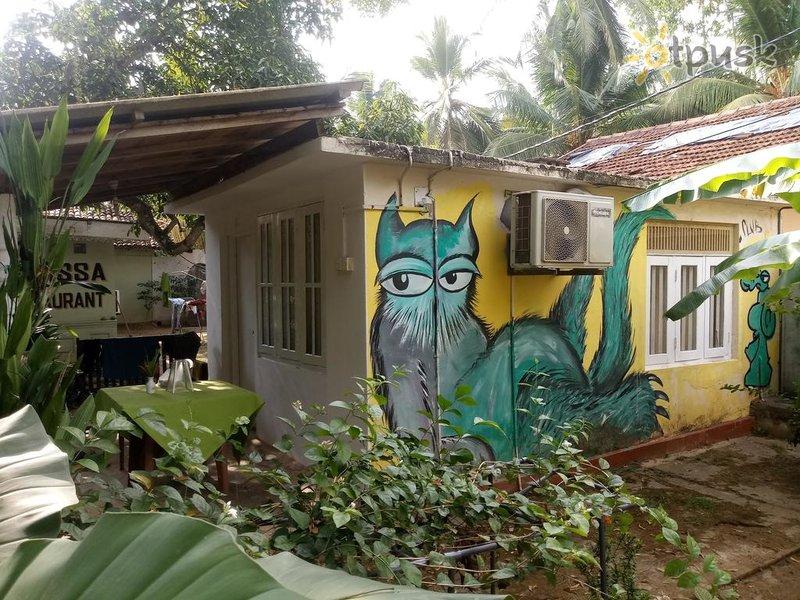 Отель Club Mirissa 3* Матара Шри-Ланка