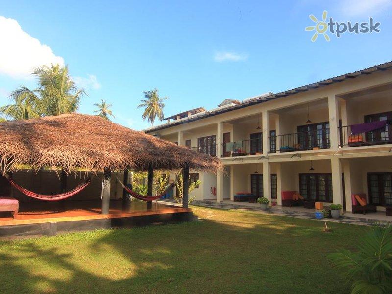 Отель JJ's Hostel Mirissa 2* Матара Шри-Ланка
