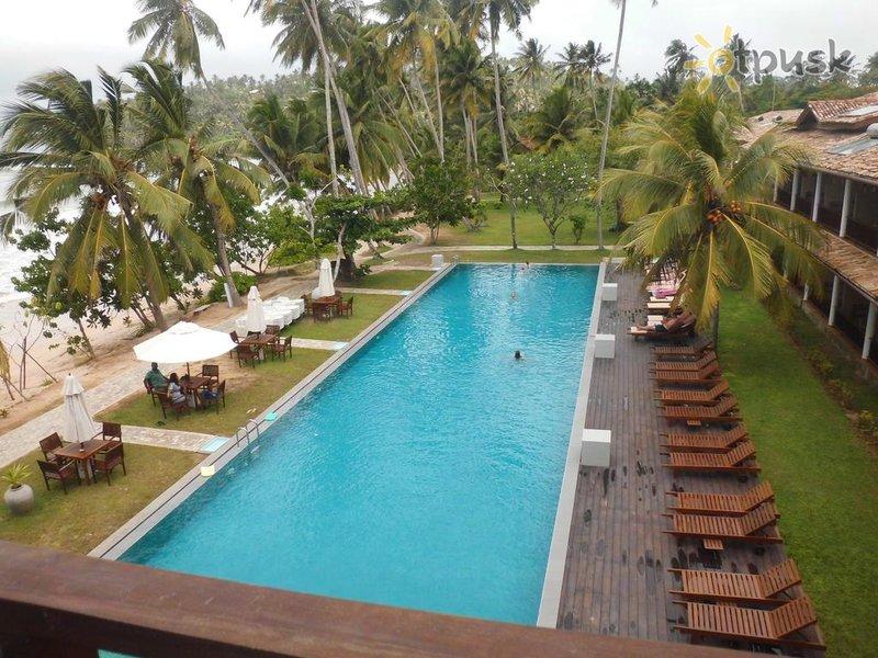 Отель Paradise Beach Club 3* Матара Шри-Ланка