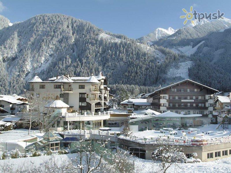 Отель Strass Hotel 4* Майрхофен Австрия