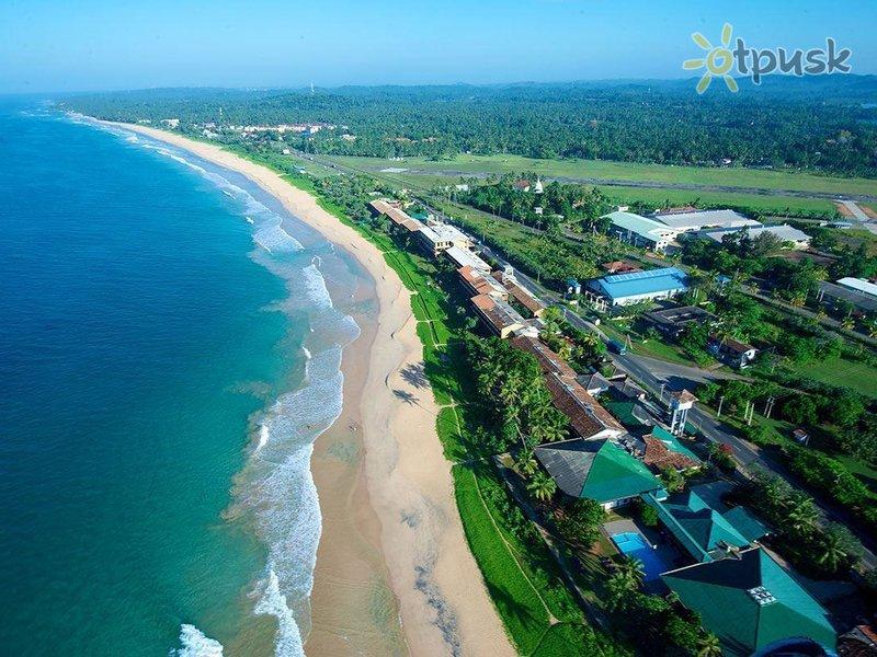 Отель The Long Beach Resort 4* Коггала Шри-Ланка