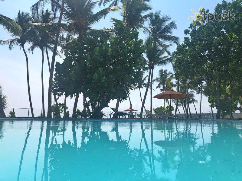 Отель Shalimar Beach Resort 3* Ваддува Шри-Ланка