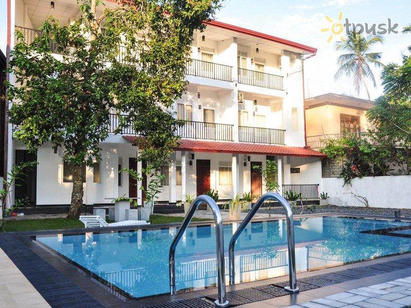 Отель Ritz Gate Kalutara 3* Калутара Шри-Ланка