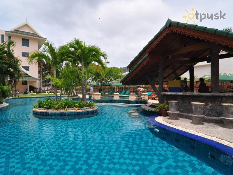 Отель Baan Karonburi Resort 3* о. Пхукет Таиланд