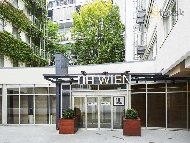 Отель NH Wien City Hotel 4* Вена Австрия