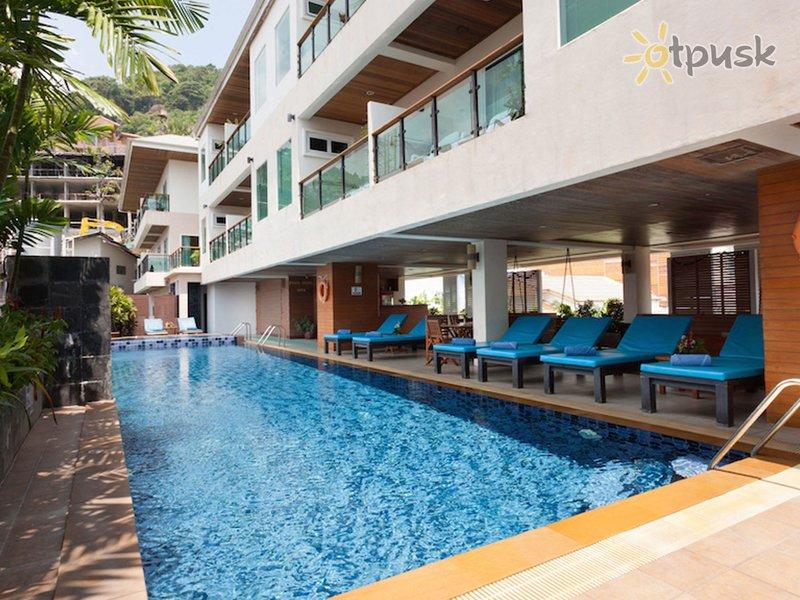Отель Baramee Resortel 3* о. Пхукет Таиланд