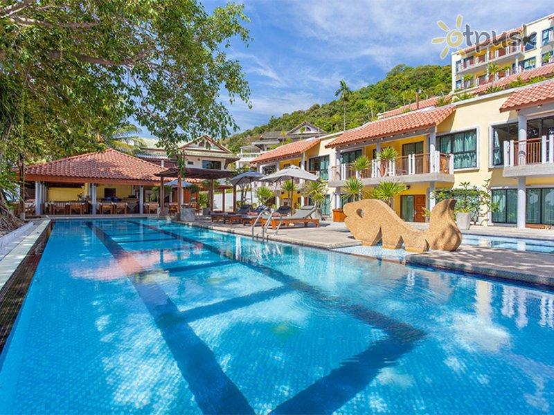Отель By The Sea Phuket Beach Resort 3* о. Пхукет Таиланд