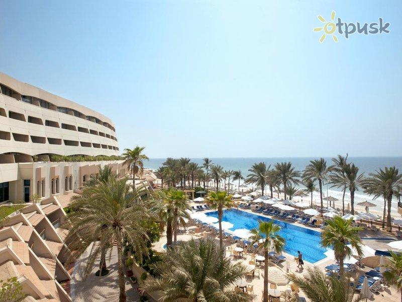 Отель Occidental Sharjah Grand 4* Шарджа ОАЭ
