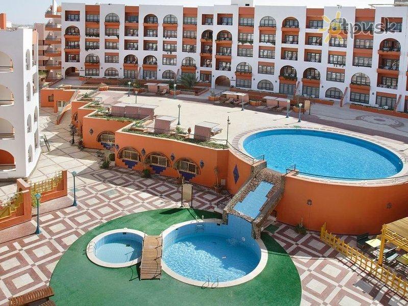 Отель Sunny Days Mirette Family Apartments & Resort 3* Хургада Египет
