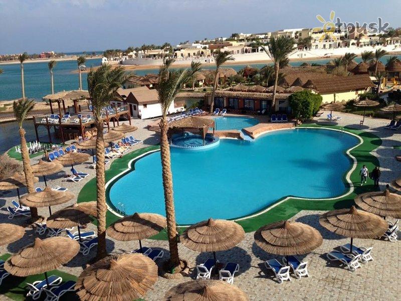 Отель Panorama Bungalows Resort El Gouna 4* Эль-Гуна Египет