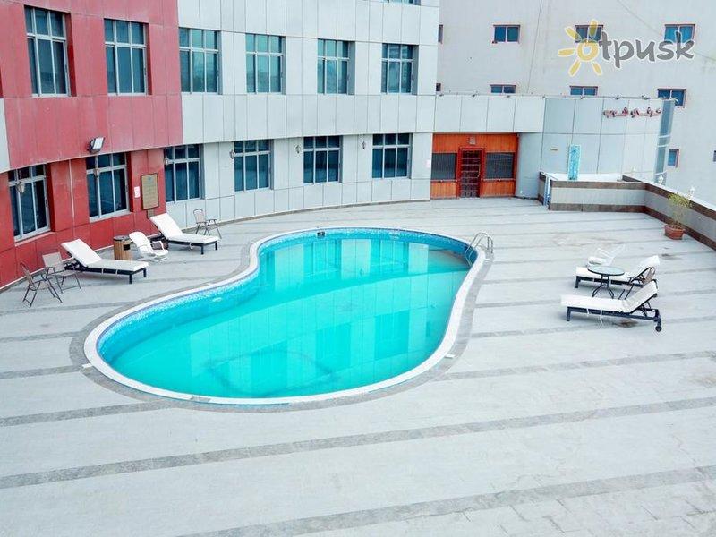 Отель Crown Palace Hotel 4* Аджман ОАЭ