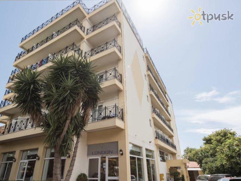 Отель London Hotel 3* Афины Греция