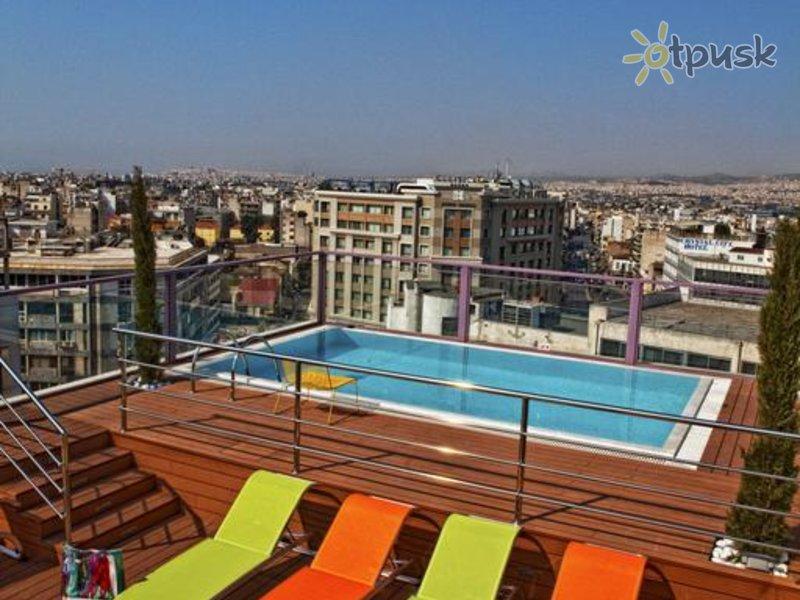 Отель Novus City Hotel 4* Афины Греция