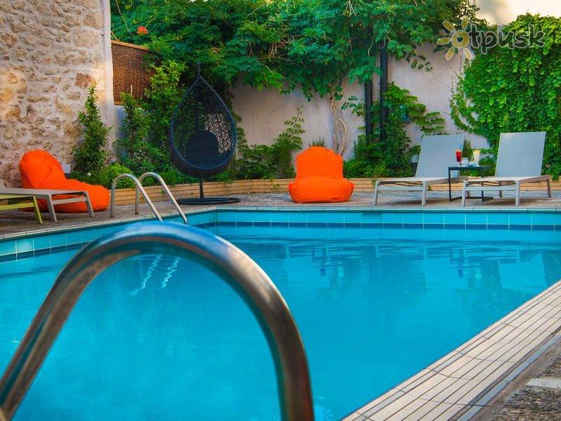 Отель Palmyra Beach Hotel 4* Афины Греция