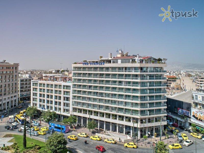Отель The Stanley Hotel 4* Афины Греция