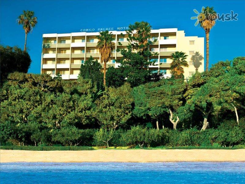 Отель Congo Palace 4* Афины Греция