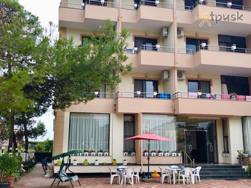 Отель Villa Aljor Hotel 3* Дуррес Албания
