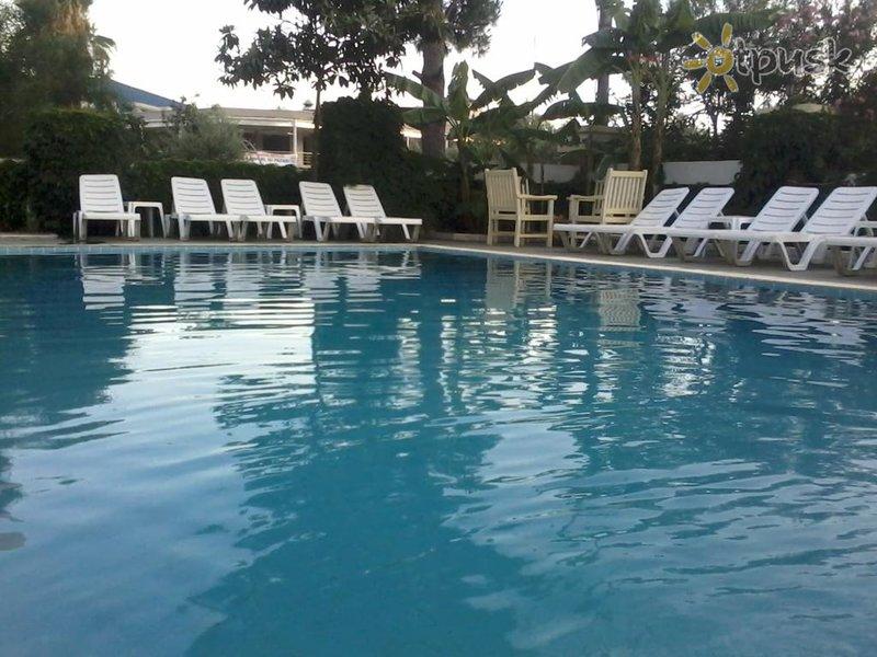 Отель Unver Hotel 2* Мармарис Турция