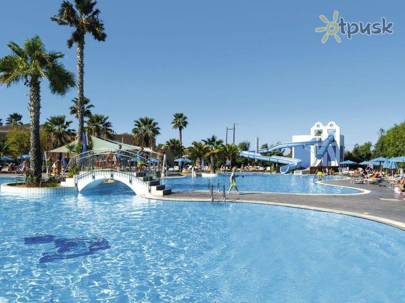 Отель Atlantica Marmari Beach 4* о. Кос Греция