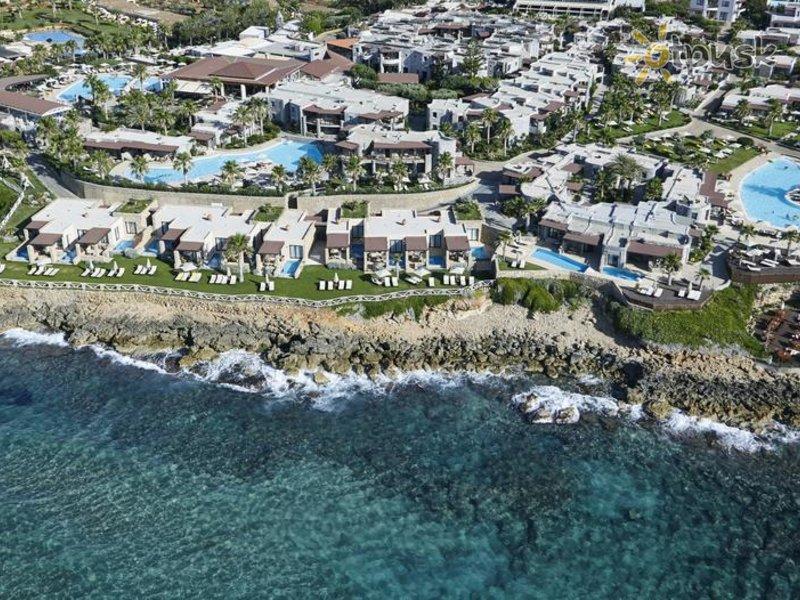 Отель Ikaros Beach Luxury Resort & Spa 5* о. Крит – Ираклион Греция
