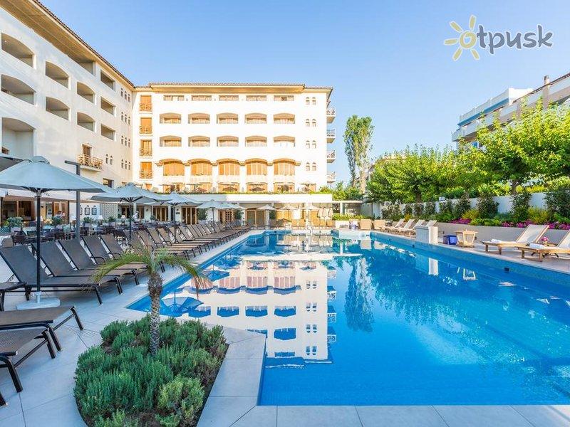 Отель Theartemis Palace 4* о. Крит – Ретимно Греция